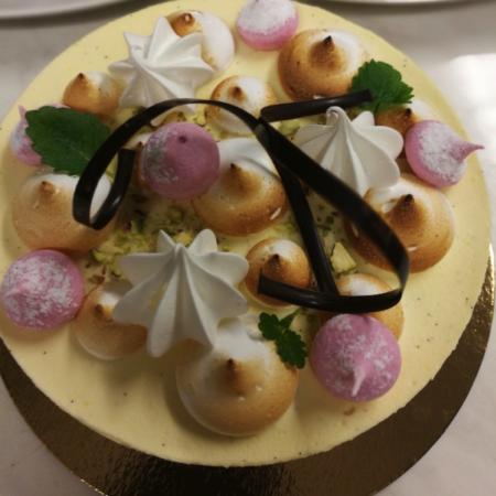 Tårta vit